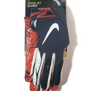 Nike Vapor Jet Football Receiver Gloves Chicago Be